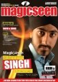 Magicseen No. 20 (May 2008) by Mark Leveridge & Graham Hey & Phil Shaw