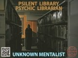 Psilent Library Psychic Librarian