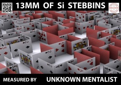 13mm of Si Stebbins by Unknown Mentalist