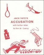 Accusation (used) by Jack Yates & Ken de Courcy