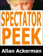 Spectator Peek by Allan Ackerman