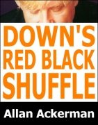 Down's Red Black Shuffle by Allan Ackerman