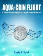 Aqua-Coin Flight by Devin Knight