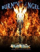 Burning Angel by John Rivav