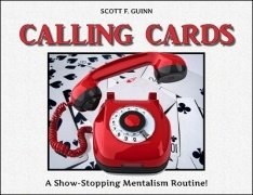 Calling Cards by Scott F. Guinn