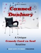Canned Dunbury by Scott F. Guinn