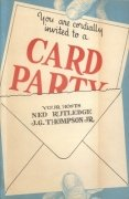 Card Party by J. G. Thompson Jr. & Ned Rutledge