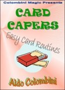 Card Capers by Aldo Colombini