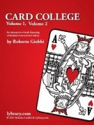 Card College 1 & 2 by Roberto Giobbi