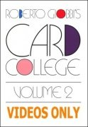 Card College 2: Videos Only by Roberto Giobbi