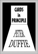 Cards in Principle by Peter Duffie
