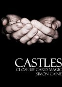 Castles: close up card magic by Simon Caine