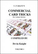 Commercial Card Tricks Volume 1 by Ulysses Frederick Grant