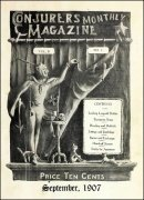 Conjurers' Monthly Magazine Volume 2 (Sep 1907 - Aug 1908) by Harry Houdini