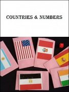 Countries and Numbers by Dibya Guha