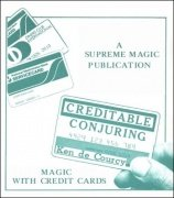 Creditable Conjuring (used) by Ken de Courcy