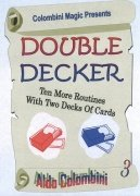 Double Decker 3 (download DVD) by Aldo Colombini