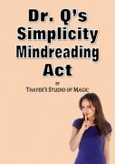 Dr. Q's Simplicity Mindreading Act by Floyd Gerald Thayer