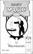 Easy Magic With Patter 2 by Will Goldston