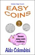Easy Coins by Aldo Colombini