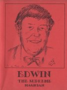 Edwin the Supreme Magician by Edwin Hooper