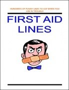 First Aid Lines by Aldo Colombini