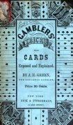 Gamblers' Tricks With Cards Exposed and Explained by Jonathan H. Green
