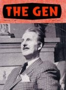 The Gen Volume 11 (1955) by Harry Stanley & Lewis Ganson