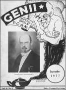 Genii Volume 02 (Sep 1937 - Aug 1938) by William W. Larsen