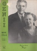 Genii Volume 07 (Sep 1942 - Aug 1943) by William W. Larsen