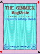 The Gimmick MagiZette: Volume 5, Issue 1 (Aug - Oct 2015) by Solyl Kundu
