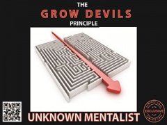 The Grow Devils Principle by Unknown Mentalist