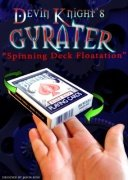 Gyrater: Floating and Spinning Deck
