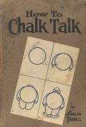 How to Chalk Talk by Harlan Tarbell