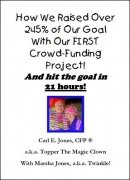 How We Raised Over 245% of Our Goal With Our First Crowd-Funding Project by Topper