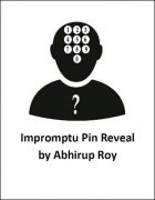 Impromptu Pin Reveal by Abhirup Roy
