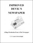 Improved Devil's Newspaper by Devin Knight & Ulysses Frederick Grant