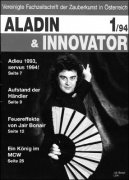 Innovator 1994 by Various Authors
