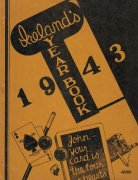 Ireland's Year Book 1943 by Laurie Ireland