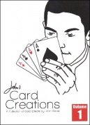 John's Card Creations Volume 1 by John Gelasi