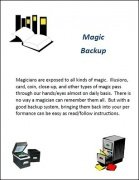 Magic Backup by Brian T. Lees