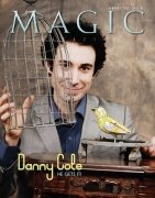 Magic Magazine 2013 by Stan Allen