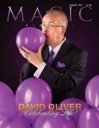 Magic Magazine 2014 by Stan Allen