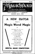The Magic Wand Volume 35 (1946) by George Johnson