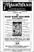The Magic Wand Volume 37 (1948) by George Armstrong