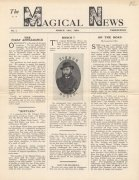 Magical News (used) by Wilfrid Jonson