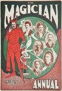 Magician Annual 1908-9 by Will Goldston