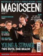 Magicseen No. 77 (Nov 2017) by Mark Leveridge & Graham Hey & Phil Shaw