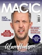 Magicseen No. 84 (Jan 2019) by Mark Leveridge & Graham Hey & Phil Shaw