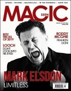 Magicseen No. 90 (January 2020) by Mark Leveridge & Graham Hey & Phil Shaw